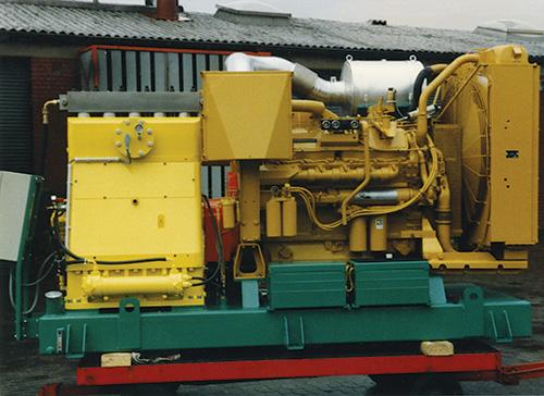 ConMico Inc  - Diesel Powered